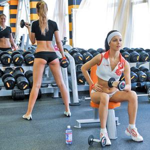 Фитнес-клубы Ибреси